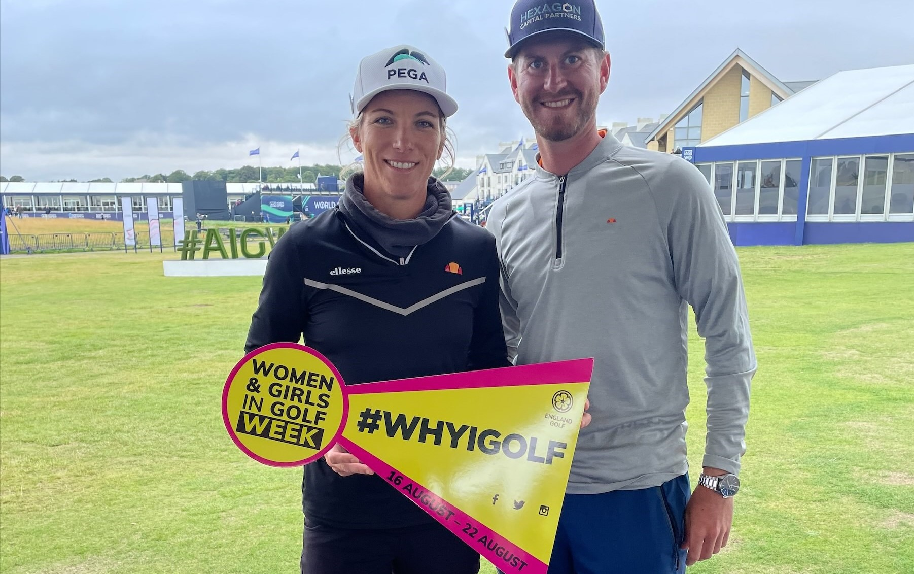 #WhyIGolf – Role Models: Mel goes from strength to strength to inspire others