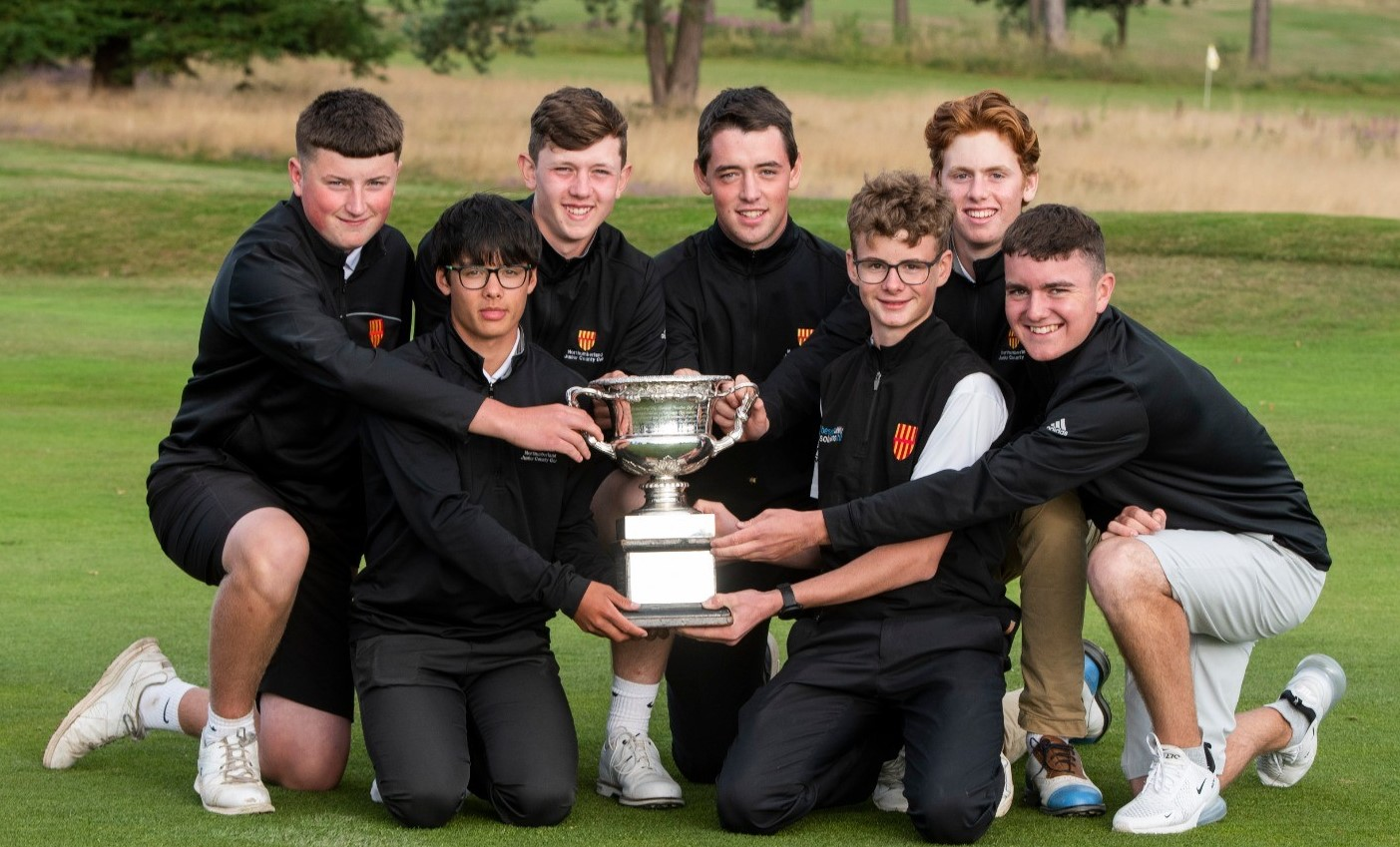 Boys' County Finals: Northumberland storm home to claim first-ever title