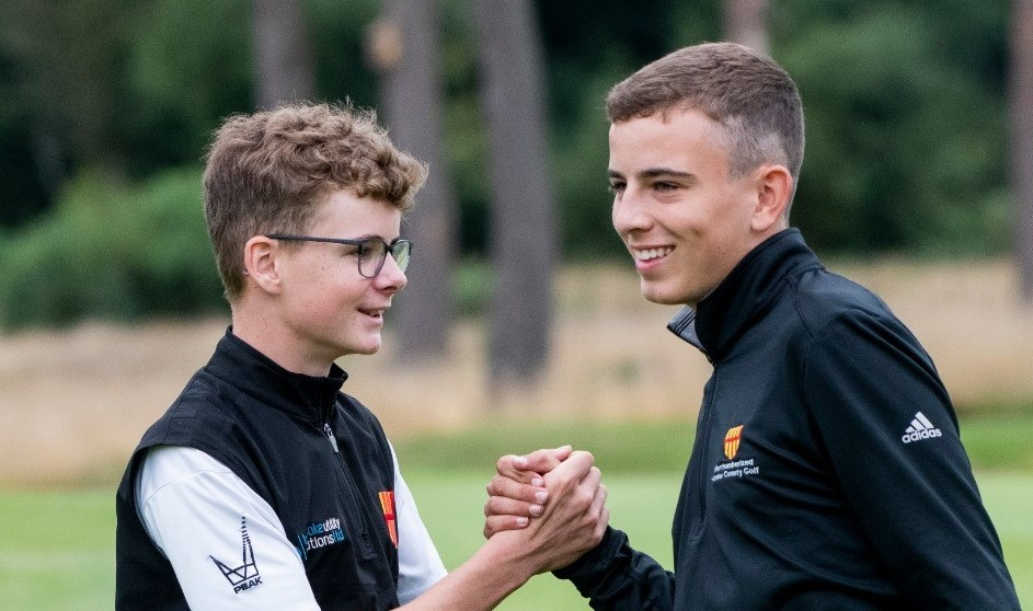 Boys' County Finals – Day One: Northumberland and Gloucestershire quick off the mark