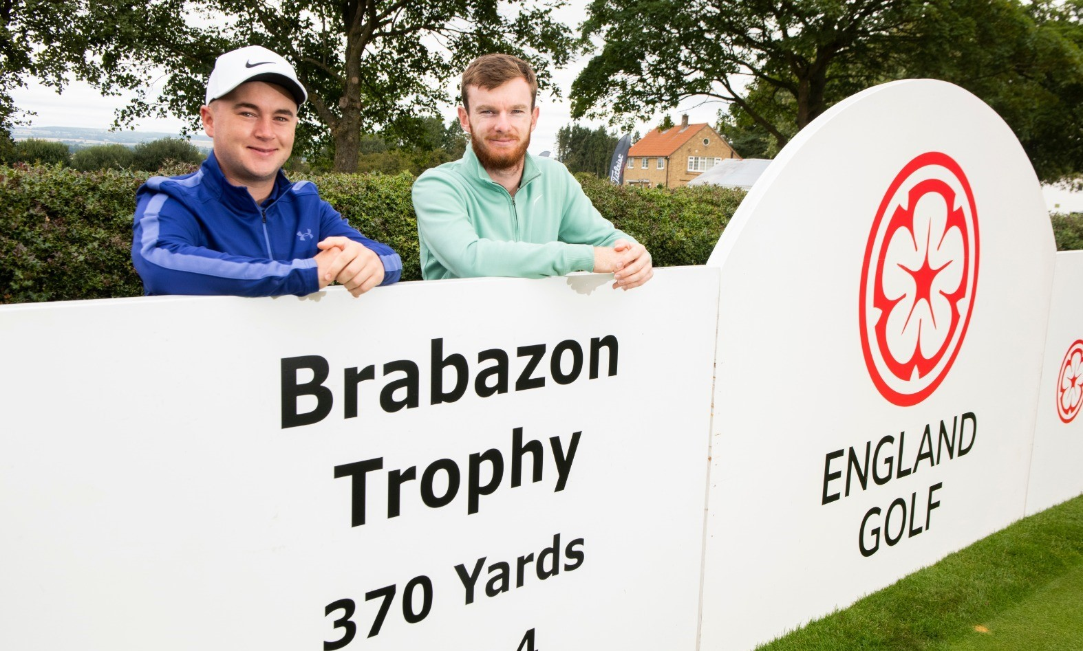 Brabazon Trophy: Shepherd and Gough set eyes on another prize