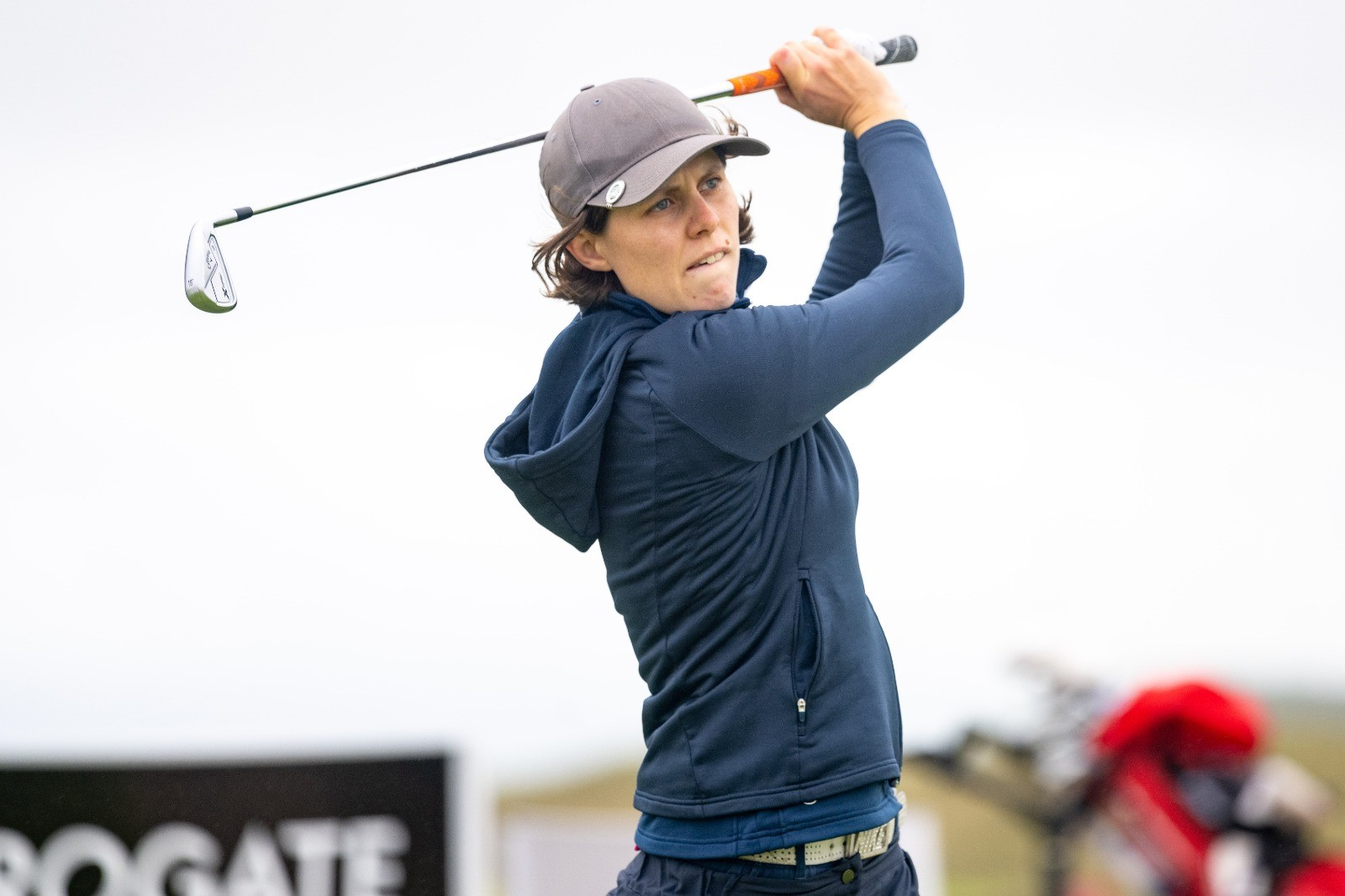 English Women's Open Stroke Play Championship day two: Bel's blitz pushes her into Wallasey lead