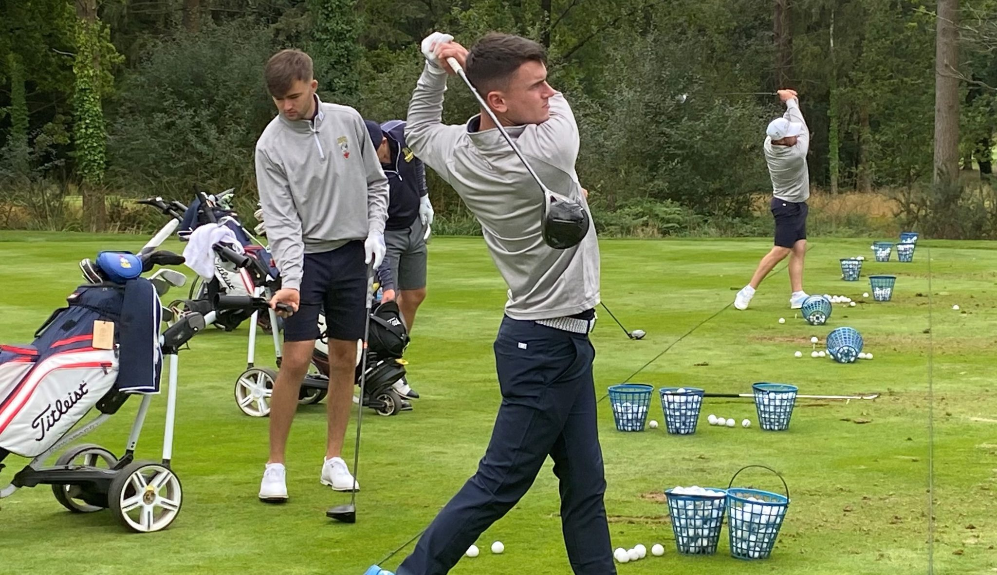 Men's County Finals: Gough 'excited' by return to form and match play shootout