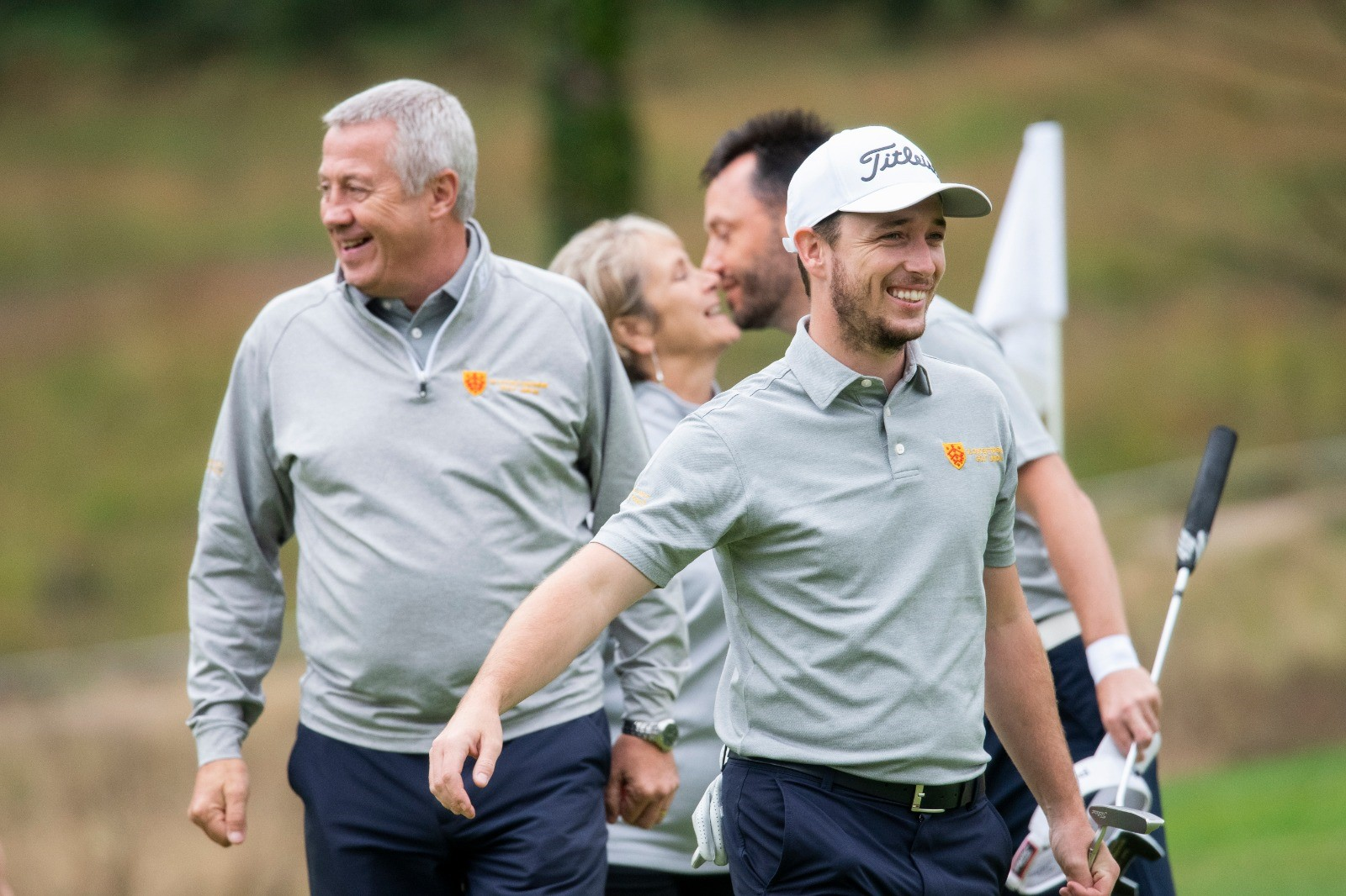 Men's County Finals: Gloucestershire take pole position for final day charge
