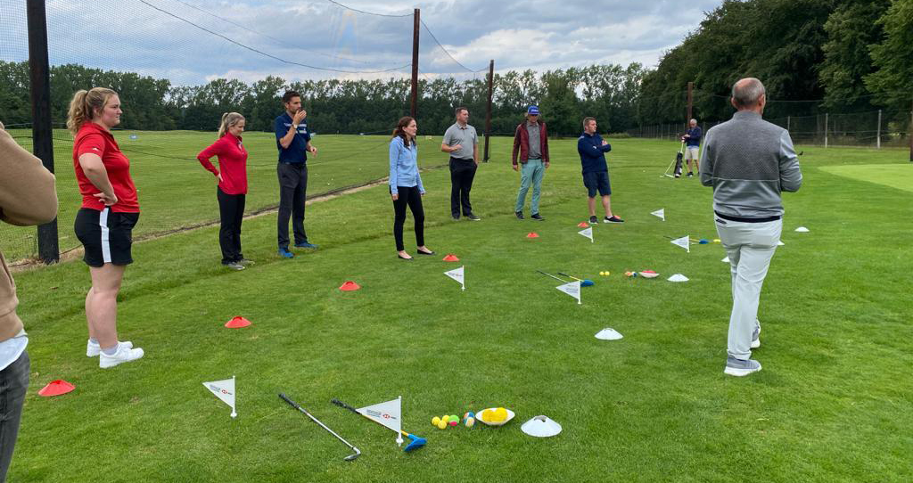 England Golf launch new Club Activator course