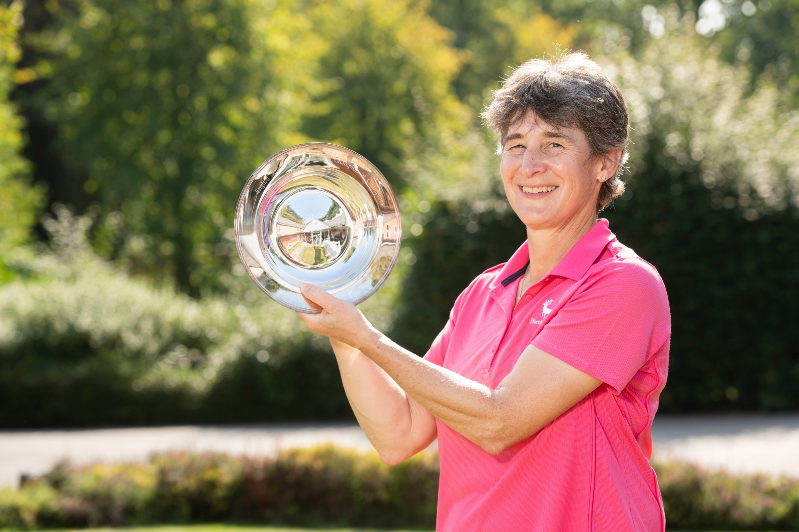 Jackie Foster becomes Senior Women's County Champion of Champions