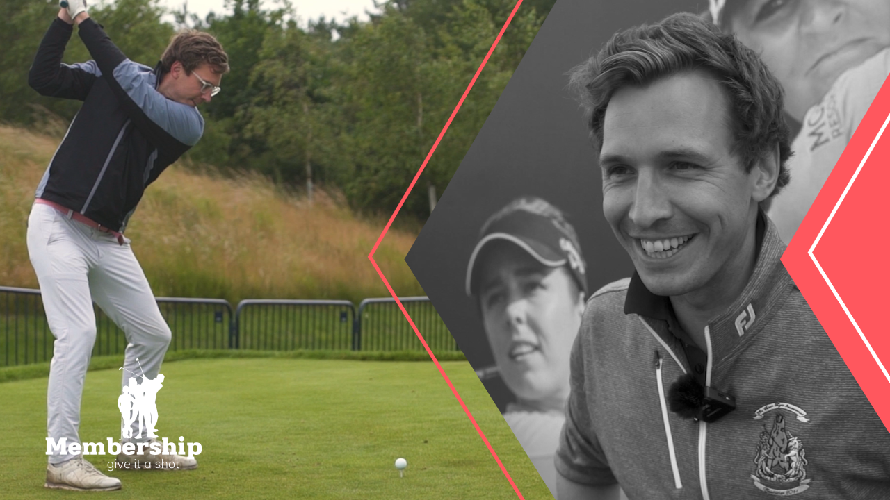 ITV Racing's Oli Bell reveals how golf became his main passion