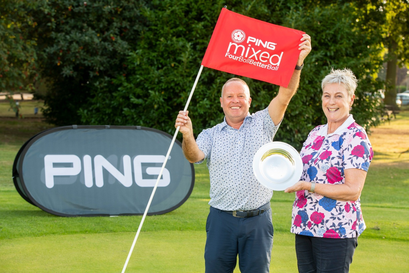PING Mixed success for Anne and Paul!
