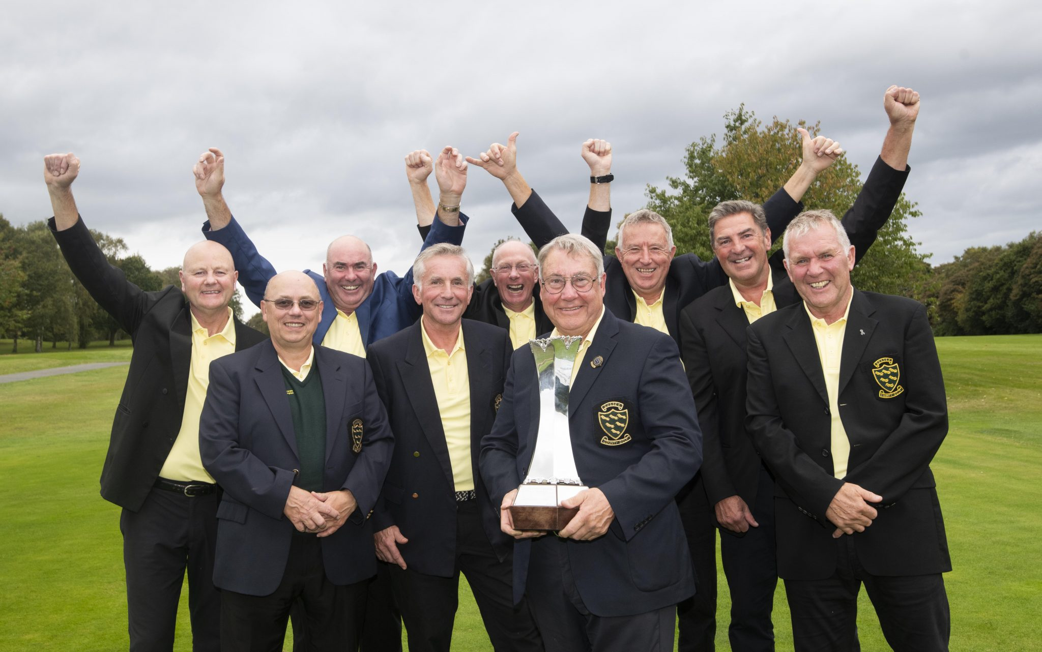 Senior Men's County Finals: Sussex crowned champions